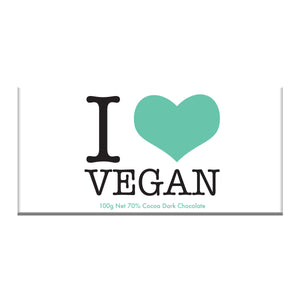 I Love Vegan (Dark)