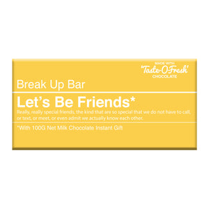 Break Up Bar - Let's Be Friends