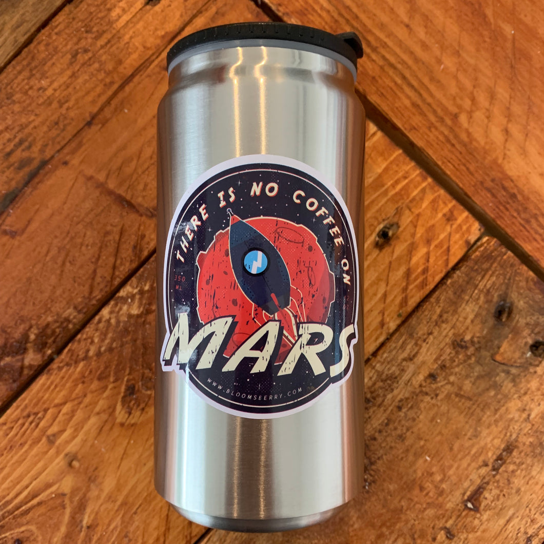 No Coffee on Mars