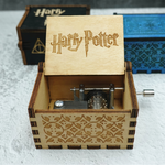 Harry Potter Hand Cranked Music Box-Buy 2 Free Shipping