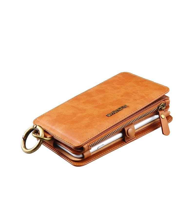 Buy one get one 50% off-Classic Retro Stand Wallet Case for iPhone