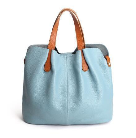 【Buy 2 Free Shipping】2020 Latest Soft Leather Tote Bag