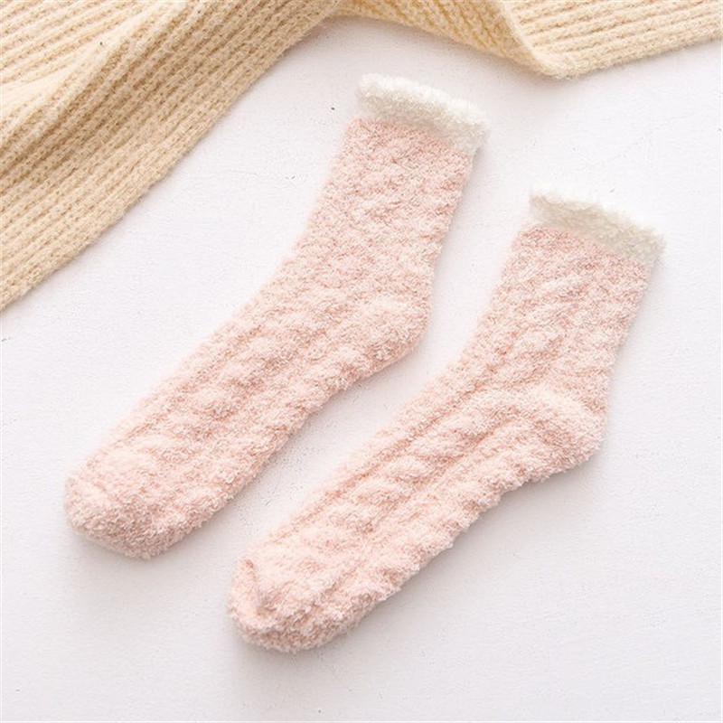 Warm Lamb Wool Socks-Christmas Sale