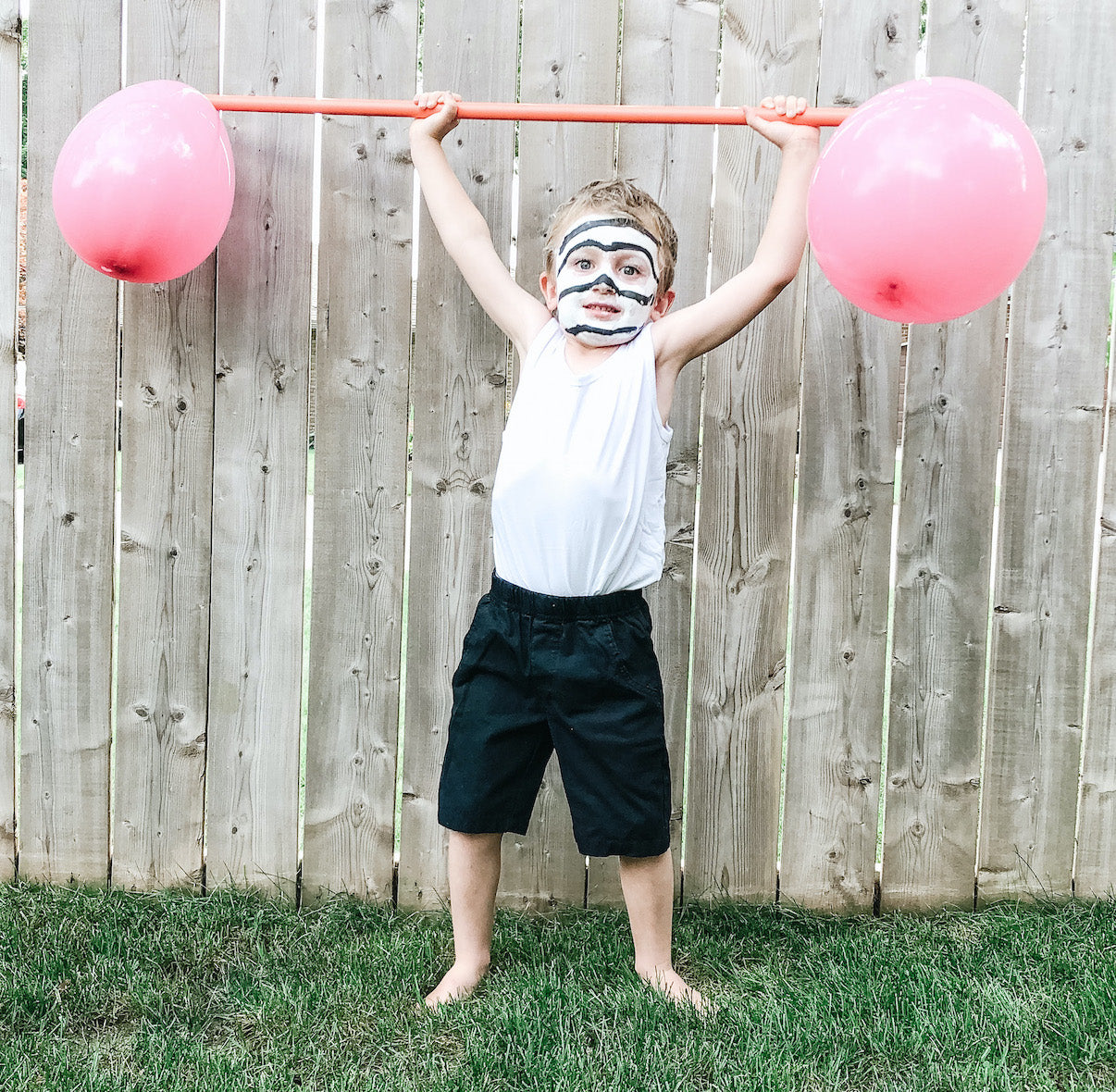 circus glam birthday party ideas