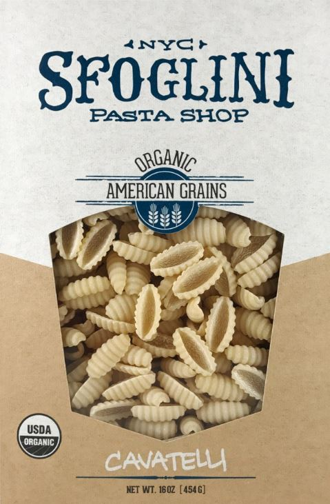 Pasta, Cavatelli (16oz)