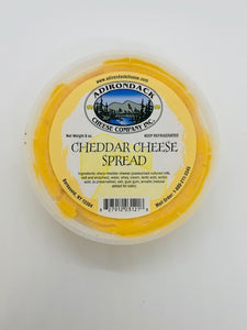 Cheese Spread, Cheddar (8oz)