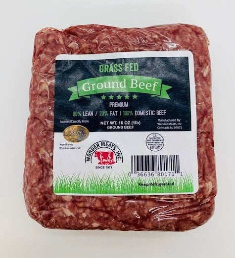 Beef, Ground (Grass-Fed) (1lb)