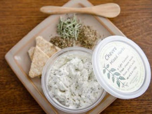 Chèvre, Mixed Herb (5oz)