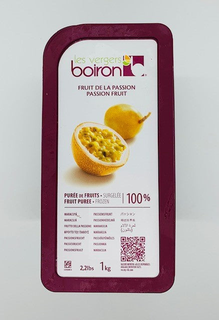 Purée, Passion Fruit (2.2lb)
