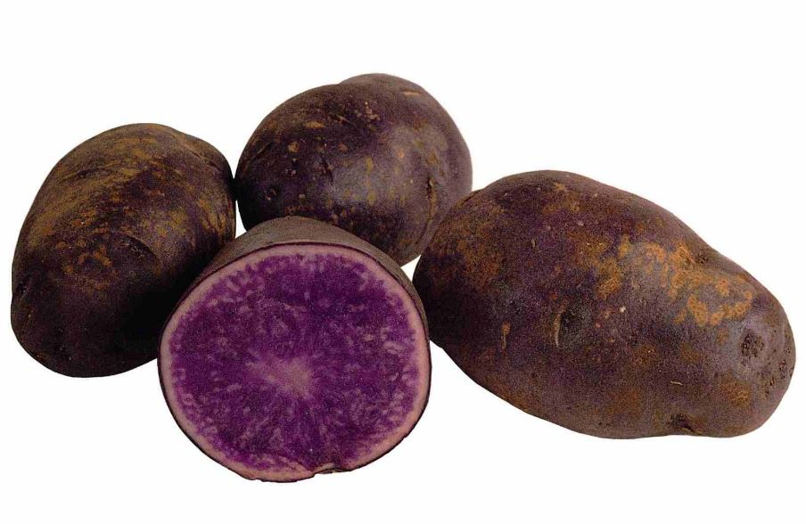 Potatoes, Purple