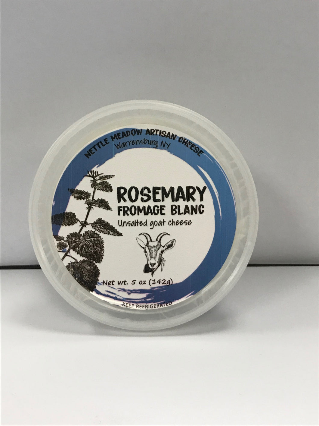 Fromage Blanc, Rosemary (5oz)