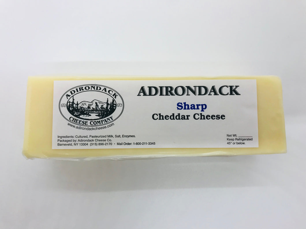 Cheddar, Sharp (10oz)