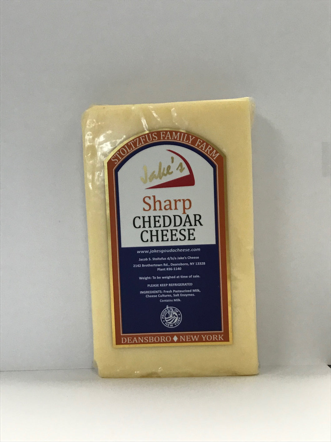 Cheddar, Sharp (8oz)