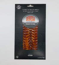 Load image into Gallery viewer, Salami, Sliced Iberico Chorizo (70g)