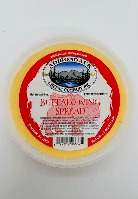Cheese Spread, Buffalo Wing (8oz)