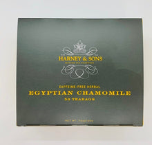 Load image into Gallery viewer, Tea, Egyptian Chamomile (50ct)