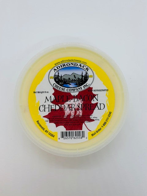 Cheese Spread, Maple Bacon (8oz)