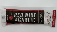 Load image into Gallery viewer, Salami, Red Wine & Garlic (4oz)