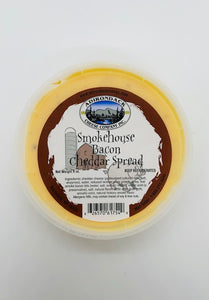Cheese Spread, Smokehouse Bacon (8oz)