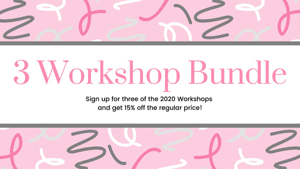 3 Workshop Bundle