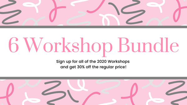6 Workshop Bundle
