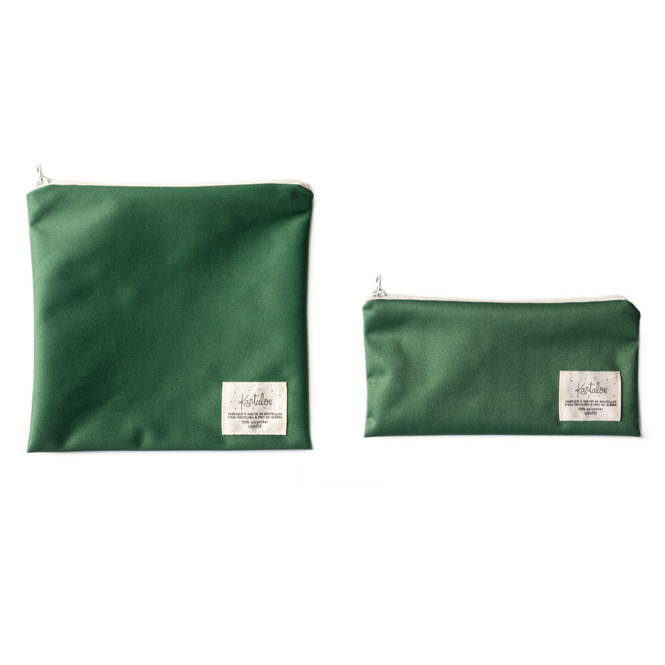 Duo Sacs de Collation Kale