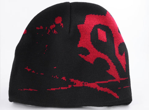 World of Warcraft Horde Crest Beanie