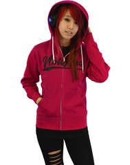 Notifuro Shodo Signature Zip Hoodie - Limited Edition Pink