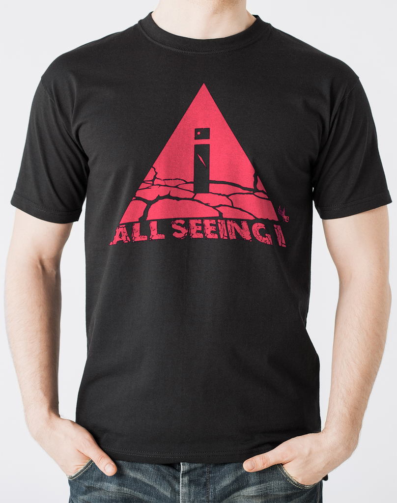 Boss Logic - All Seeing Eye Shirt - Black