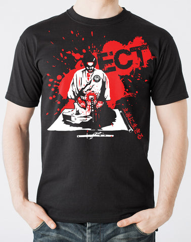 Notifuro ECT Seppuku Shirt - Black (Online Only)