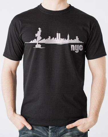 Notifuro King of NYC Shirt - Black