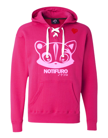 Notifuro Team Shinto Hockey Hoodie (LI Joe Series) - Pink