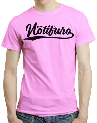 Notifuro Shodo Signature Shirt (LI Joe Series) - Pink (Unisex)