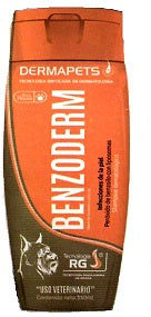 Benzoderm Shampoo Plus 350 ml