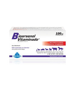 Bioarsenol Vitaminado Frasco con 100 ml