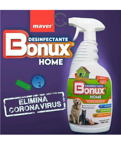 Bonux Home Desinfectante 250 mL