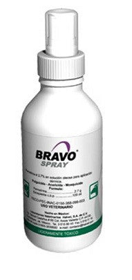 Bravo Spray - 100 ml.