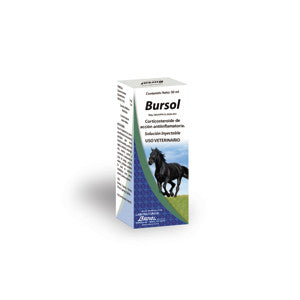 Bursol Frasco ámpula 50 ml