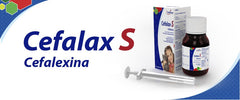 Cefalax-S Suspensión oral 50 ml