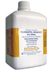 Closantel Panavet al 5% Oral 500 ml