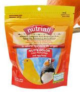 Nutriall Nutts Color Rojo 120 g