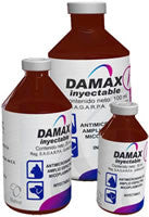 Damax Inyectable 25 ml.