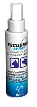 Escuderm Spray - Frasco con 60 ml.