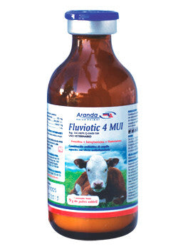 Fluviotic 4 M.U.I. Frasco con 20 ml