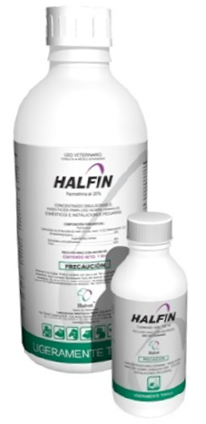 Halfin Bravo Concentrado Frasco con 100 ml