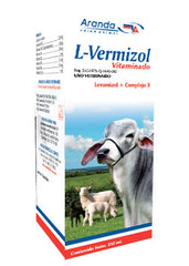 L-Vermizol Vitaminado Frasco con 250 ml