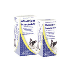 Meloxipet Inyectable Frasco 10 ml DESCONTINUADO