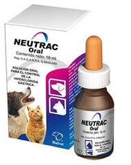 Neutrac Oral Gotero con 18 ml