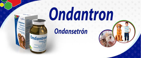 Ondantron Inyectable Frasco con 10 ml