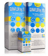 Quinaflor Inyectable 5% Frasco con 20 ml